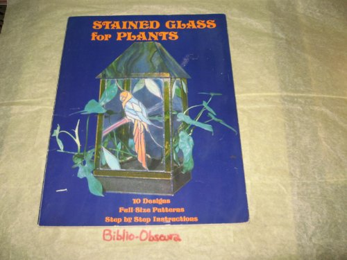 Stained Glass for Plants