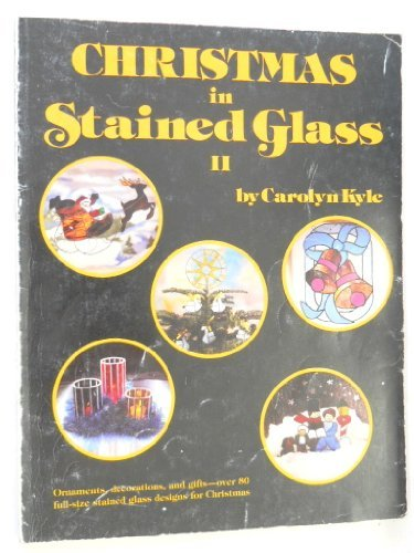 9780825638831: Christmas in Stained Glass 2