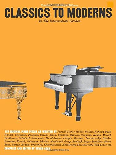 9780825640377: Classics to Moderns: In the Intermediate Grades