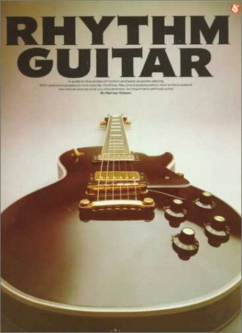 Rhythm Guitar (0825640571) by Vinson, Harvey; Gregory, Jim