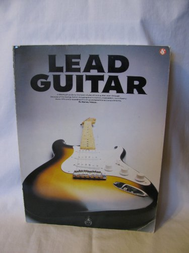 Lead Guitar: With CD (082564058X) by Harvey Vinson