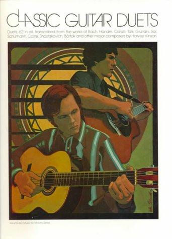 9780825640605: Classic Guitar Duets (Classical Guitar Series)