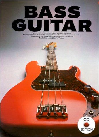 9780825640612: Bass Guitar