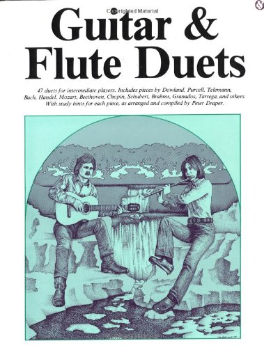 9780825640698: Guitar and Flute Duets