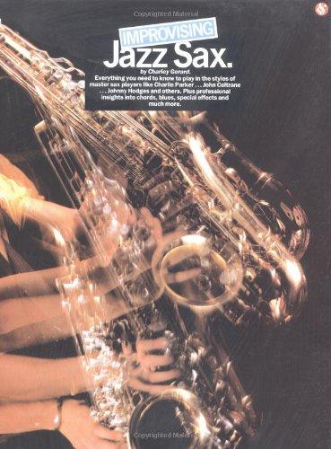 9780825640759: Improvising Jazz Sax (Saxophone)
