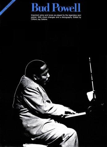 Jazz Masters Bud Powell: Bud Powell; Editor-Clifford