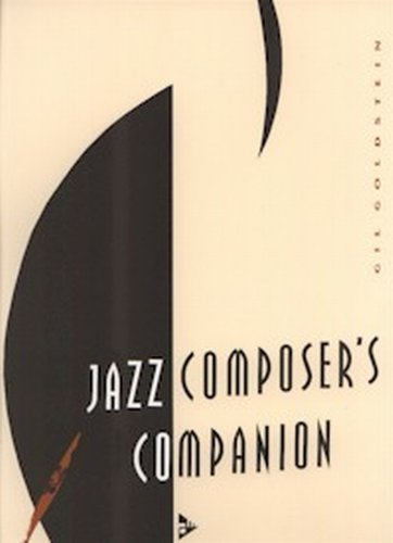 9780825642074: Jazz Composer's Companion