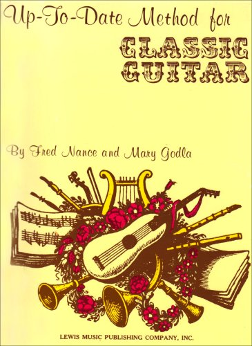 9780825652936: Up-To-Date Method for Classic Guitar (Classical Guitar)