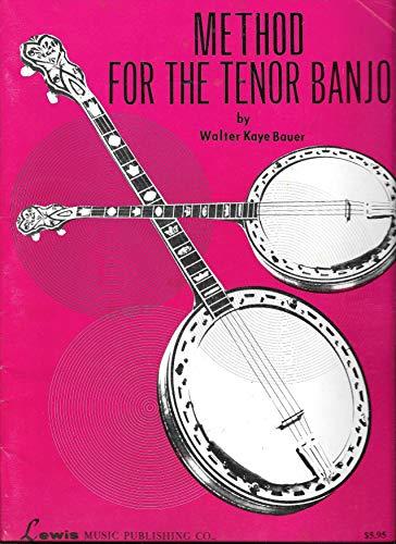 9780825653599: Method for the Tenor Banjo