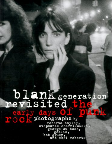 9780825671678: Blank Generations Revisited: The Early Days of Punk Rock