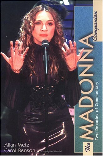 9780825671944: The Madonna Companion: Two Decades of Commentary (The Companion Series)