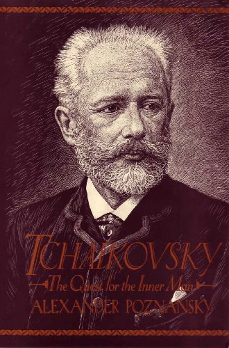9780825672323: Tchaikovsky: The Quest for the Inner Man