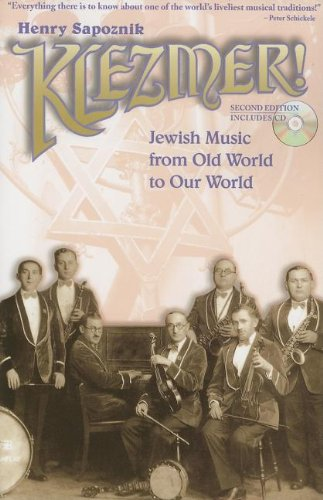 9780825673245: Klezmer!: Jewish Music from Old World to Our World