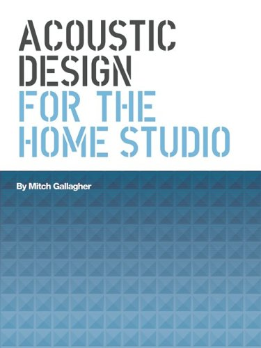 9780825673283: Acoustic Design for the Home Studio