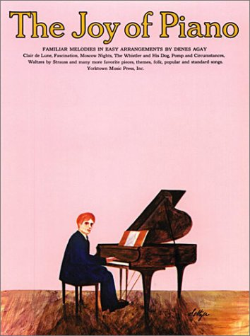 9780825680021: The Joy of Piano: Easy Piano Solo (Joy Of...Series)