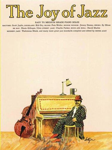 9780825680045: The Joy of Jazz: Easy to Medium Grade Piano Solos
