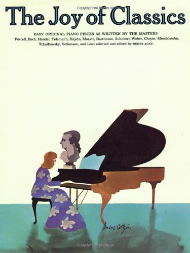 9780825680052: The Joy of Classics: Piano Solo (Joy Of...Series)