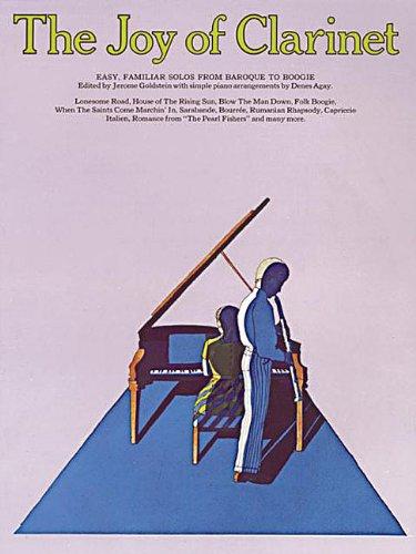 9780825680090: The Joy of Clarinet