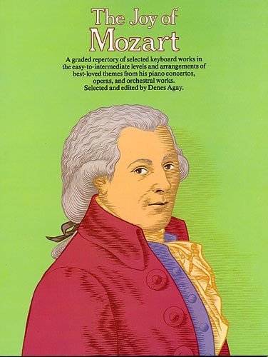 9780825680250: The Joy of Mozart: Piano Solo