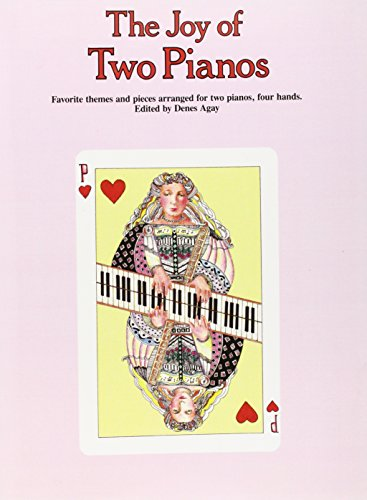 9780825680762: The Joy of Two Pianos (Piano Duets)
