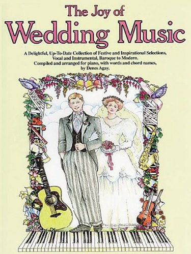 9780825680809: The Joy of Wedding Music: Piano Solo (Joy Of...Series)