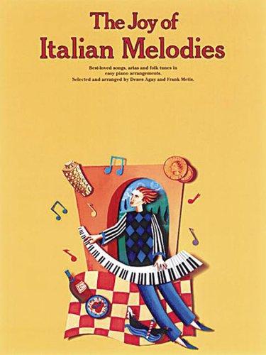 9780825680991: The Joy of Italian Melodies: Piano Solo (Joy Books (Music Sales))