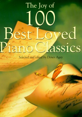 9780825681073: The Joy Of 100 Best Loved Piano Classics