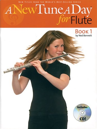 9780825682001: New Tune A Day For Flute Book 1 (A New Tune a Day)