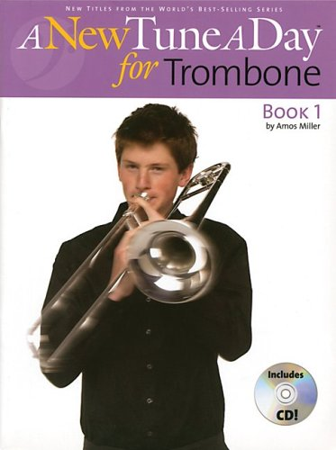 9780825682018: A New Tune a Day for Trombone: Book 1