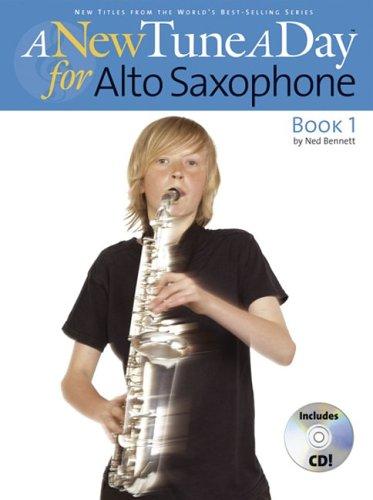 9780825682025: A New Tune a Day Book 1 Alto Saxophone book/CD