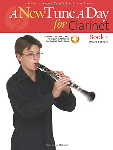 9780825682032: A New Tune a Day - Clarinet, Book 1