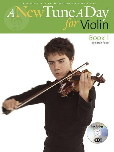 9780825682056: A New Tune a Day Book 1 Violin Book/CD USA Edition