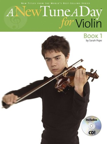 9780825682056: A New Tune A Day Book Violin: Book 1