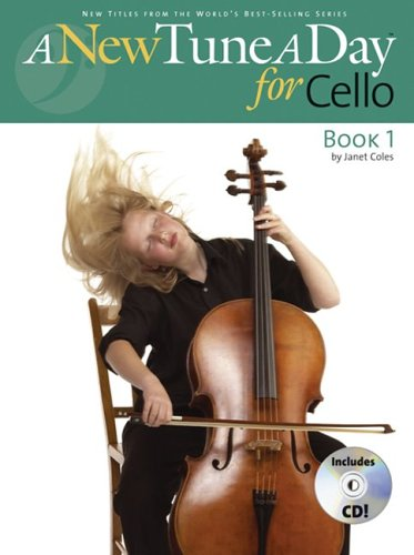 9780825682063: A New Tune a Day for Cello: Book 1