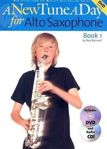 9780825682070: A New Tune a Day Book 1 Alto Saxophone