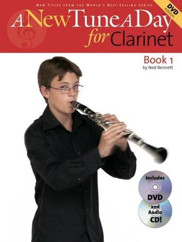 9780825682087: A New Tune a Day - Clarinet, Book 1
