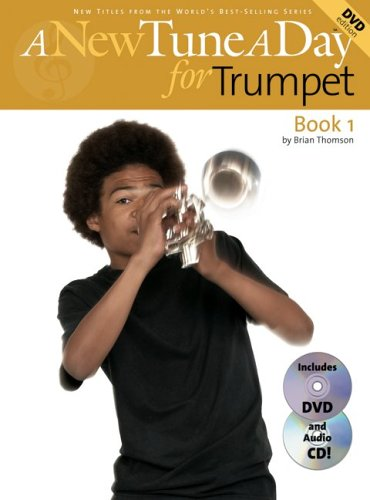 9780825682094: A New Tune a Day for Trumpet: Book 1