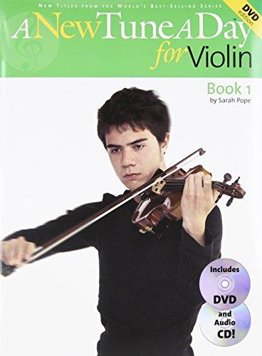 9780825682100: A New Tune a Day for Violin: Book 1