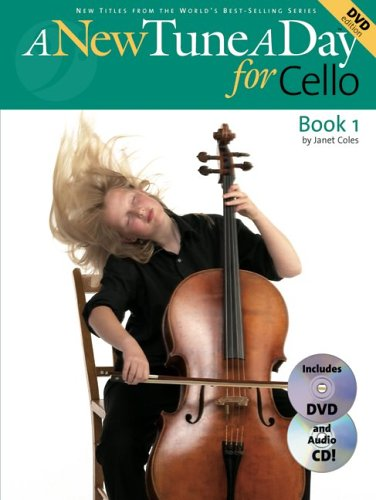 9780825682117: A New Tune a Day for Cello: Book 1