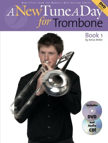 9780825682131: A New Tune a Day - Trombone, Book 1