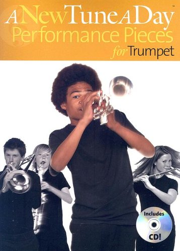 9780825682162: A New Tune a Day - Performance Pieces for Trumpet