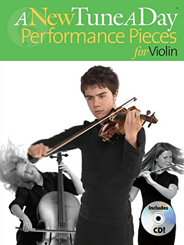 9780825682179: A New Tune a Day Performance Pieces for Violin