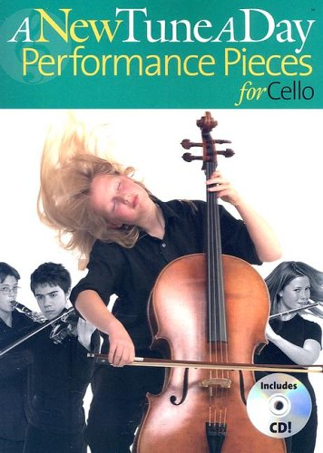 9780825682186: A New Tune a Day Performance Pieces for Cello