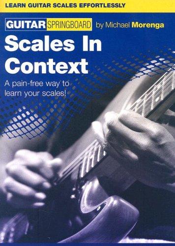 9780825682247: Guitar Springboard Scales In Context