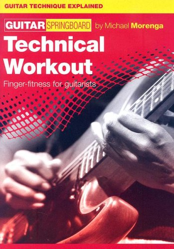 9780825682261: Technical Workout: Finger-Fitness For Guitarists