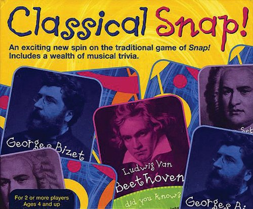9780825684005: Classical Snap! (Music Games)