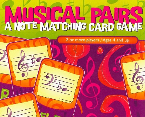 9780825684029: Musical Pairs (The Game Series)