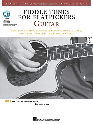 9780825687525: Bob Grant: Fiddle Tunes for Flatpickers - Guitar