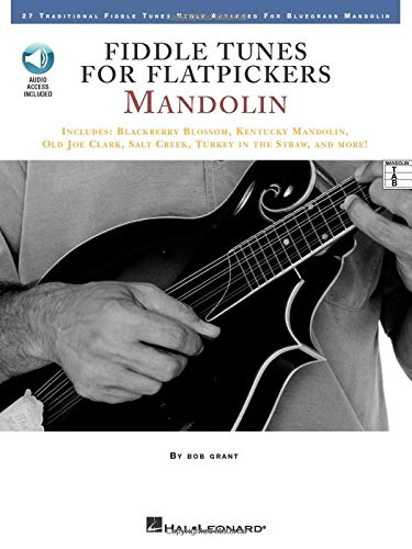 9780825687532: Fiddle Tunes for Flatpickers - Mandolin