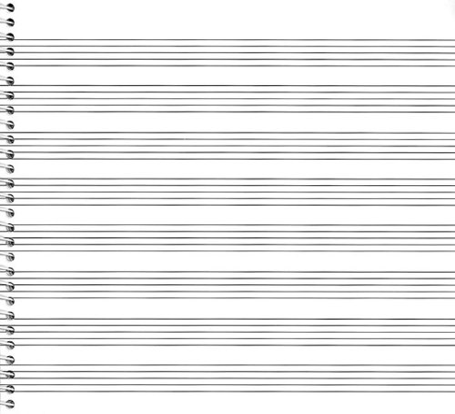 9780825690792: 79. Spiral Book 8-stave: Passantino Manuscript Paper (Passantino Manuscript Papers) (Passantino Music Papers)
